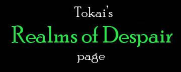 Tokai's Realms of Despair page